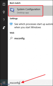 safe mode in windows 10 and windows82